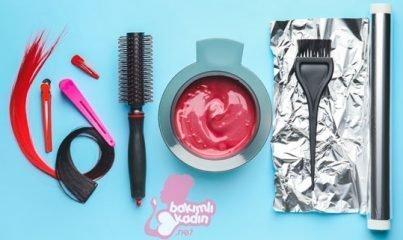 evde saç boyama ve renk geçişleri anlatımı 6