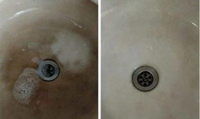 sararmış lavabo nasıl temizlenir? 20