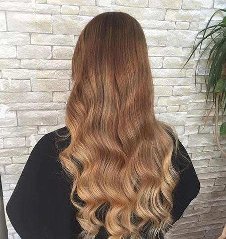 buğday tenlilere yakışan saç renkleri 1