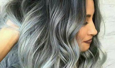 gri saç tonu kimlere yakışır? 6
