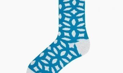 kadın desenli çorap 16