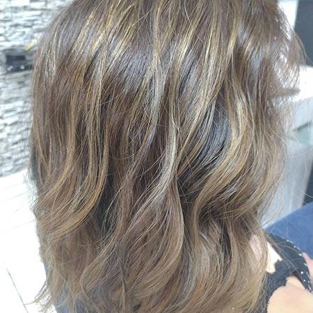 buğday tenlilere yakışan saç renkleri 2