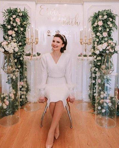 kır düğünü gelinlik