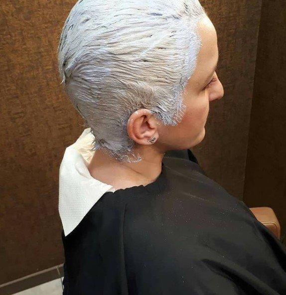 amonyaksız saç açıcı