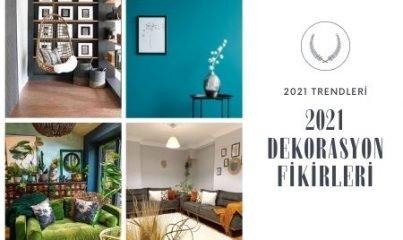 2021 dekorasyon fikirleri 1