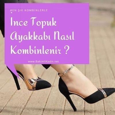 i̇nce topuklu ayakkabılar nasıl kombinlenir 1