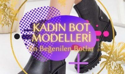 2021 kadın bot modelleri 15