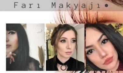 siyah göz farı makyajı nasıl yapılır? 8